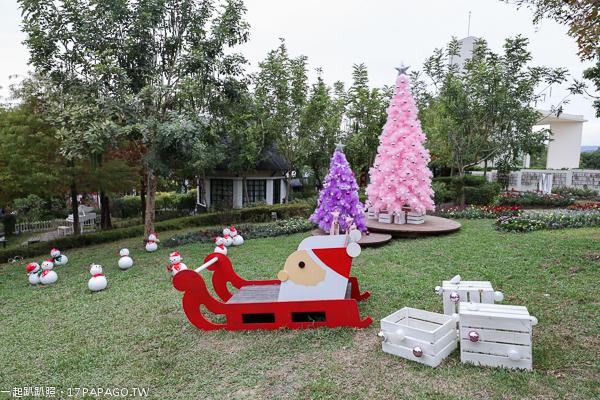 2018台中聖誕節活動,心之芳庭,耶誕驚喜