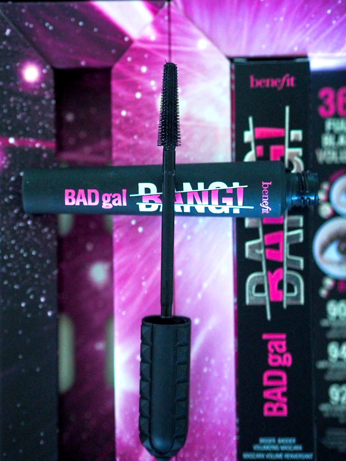 Benefit BADgal BANG mascara review - Curated by Kirstie is a Leicester beauty, fragrance + gluten free food blogger