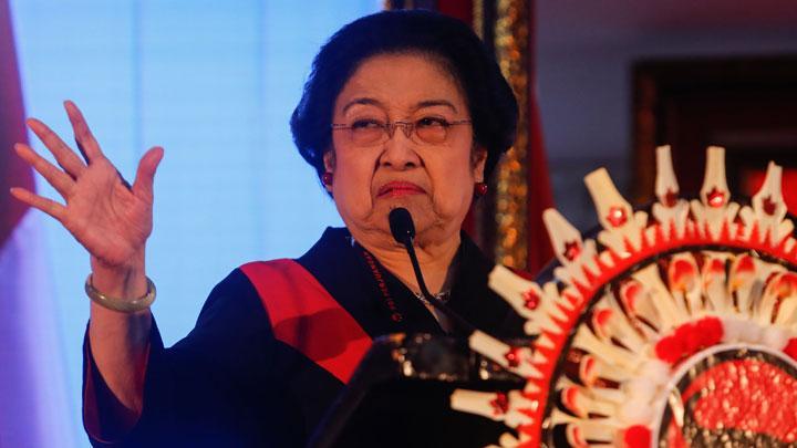 Megawati Disebut-sebut Otak di Balik RUU HIP