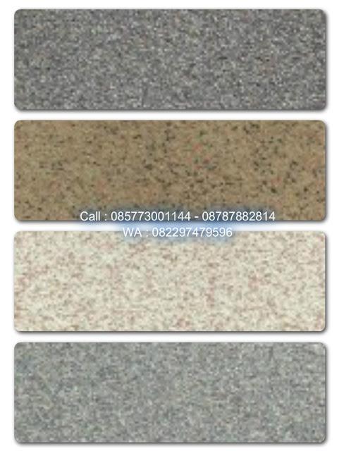 Cat Tekstur Motif Batu Alam