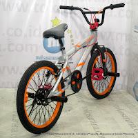 20 Inch United Epica Free Style BMX Bike