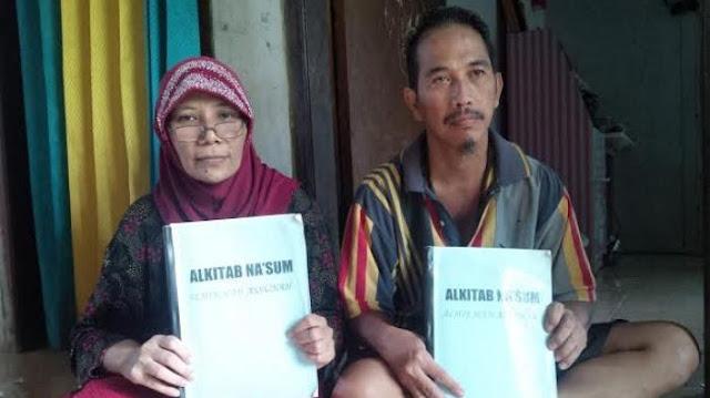 Setelah Bertobat, Beginilah Kondisi Pasangan Suami Istri yang Mengaku Utusan Tuhan
