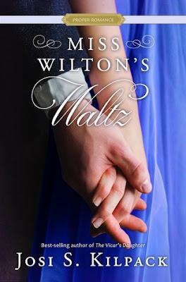 Heidi Reads... Miss Wilton's Waltz by Josi S. Kilpack
