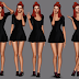 6 Lookbook/Random Poses by sulsulpixels