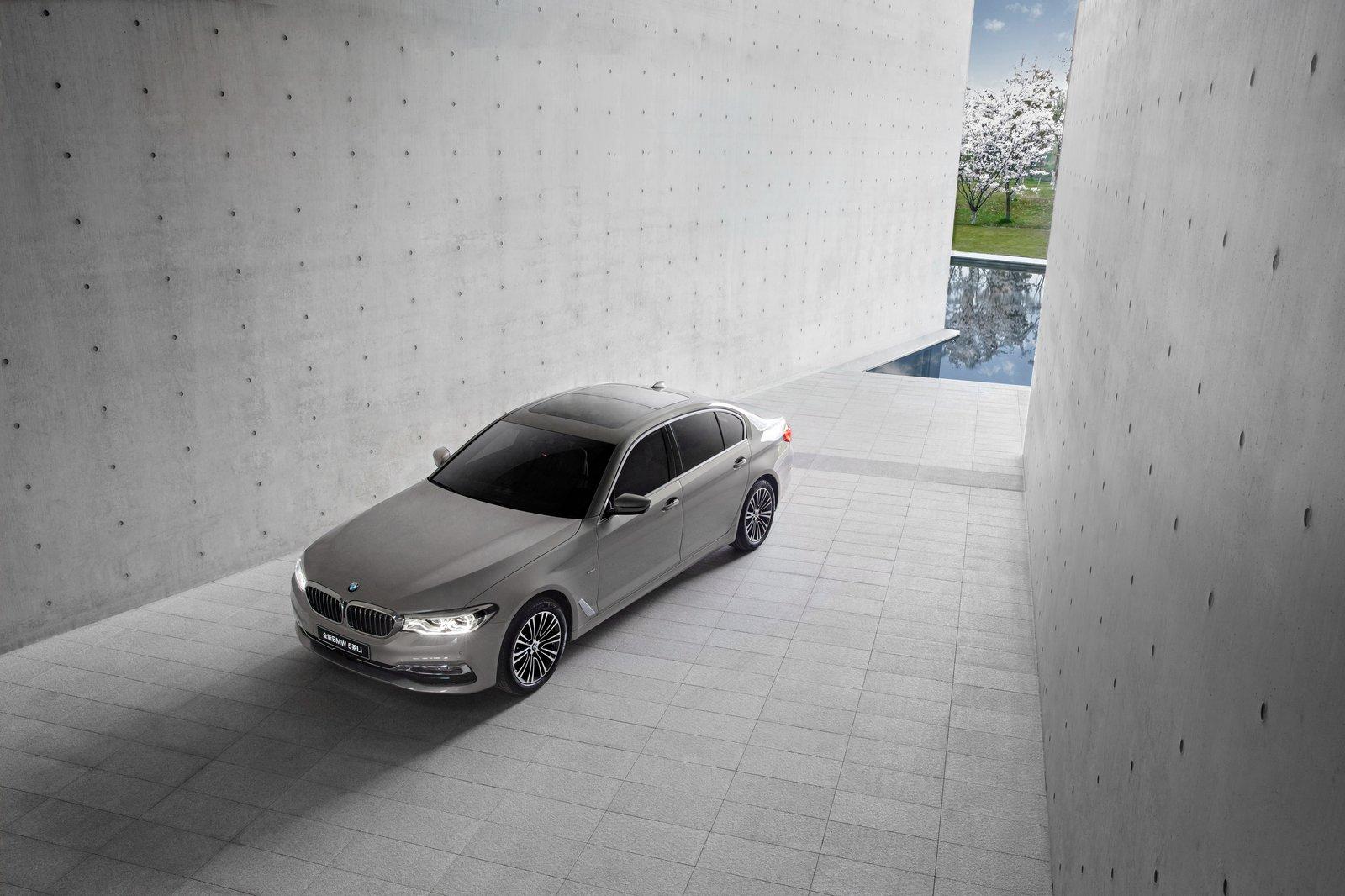 2016 - [BMW] Série 5 Berline & Touring [G30/G31] - Page 28 BMW-5-Series-LWB-3