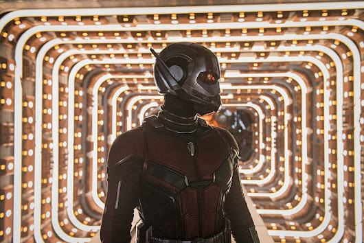 Espectacular concurso ANT-MAN AND THE WASP (Participen por premios de la película)