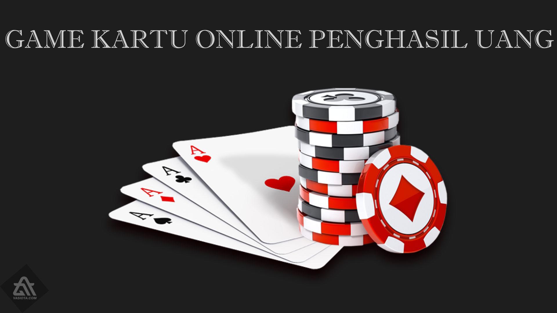Game Poker Penghasil Uang