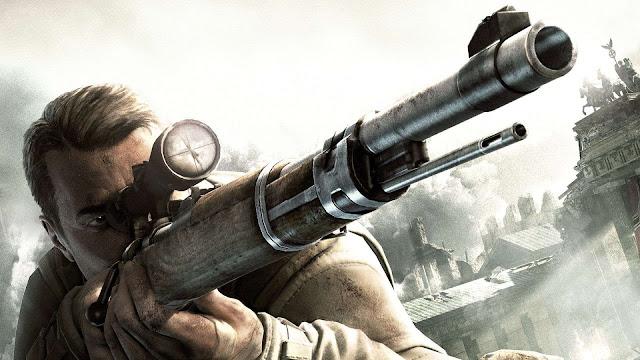 Sniper Elite 1 and 2