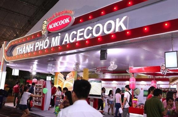 Ông trùm mì gói Acecook mở tiệm bán mì Nhật -2