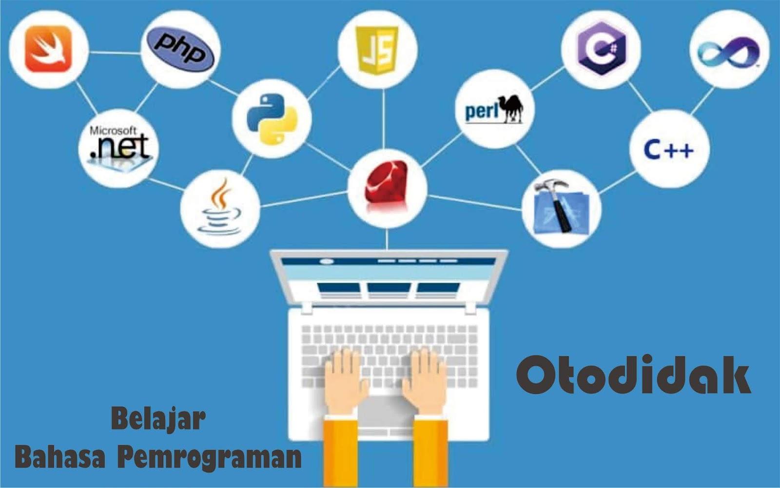 Cara Belajar Programing Online Secara Otodidak Dengan Cepat