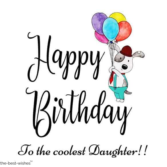 happy birthday daughter funny