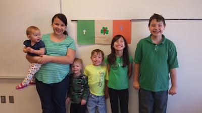 St Patricks Day - Homegrown Catholics