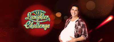 The Great Indian Laughter Challenge 18 November 2017 HDTVRip 480p 150mb