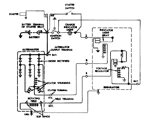 Ducellier Citroen Unique Voltage Regulator