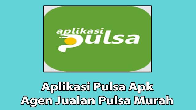 Aplikasi Pulsa Apk