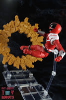 Power Rangers Lightning Collection Time Force Red Ranger 19