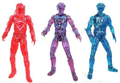 San Diego Comic-Con 2021 Exclusive Tron Retro Deluxe Action Figure Box Set by Diamond Select Toys