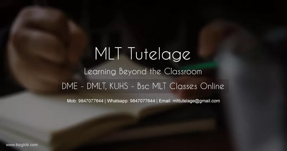 MLT Tutelage, Logo, Emblem, Thiruvananthapuram