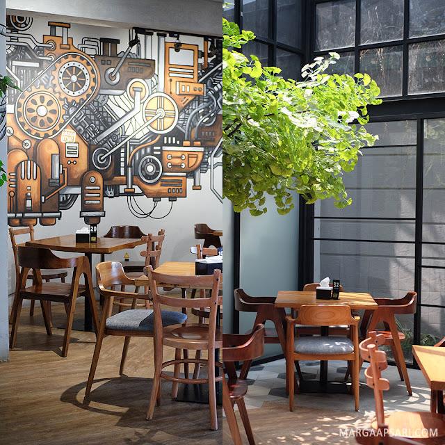 Menu Akademie Cafe Benhil