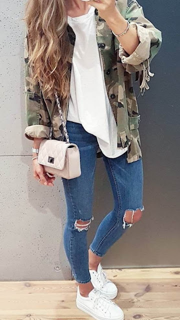 Cute Casual Back to School Outfit Ideas for 2019