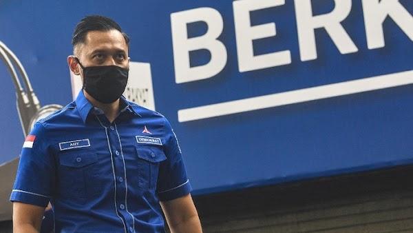 AHY Temui Tokoh Pendiri PD: SBY Penggagas Partai Demokrat!