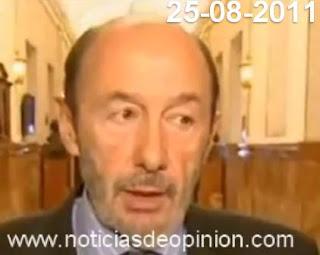 Rubalcaba Constitución Rajoy video