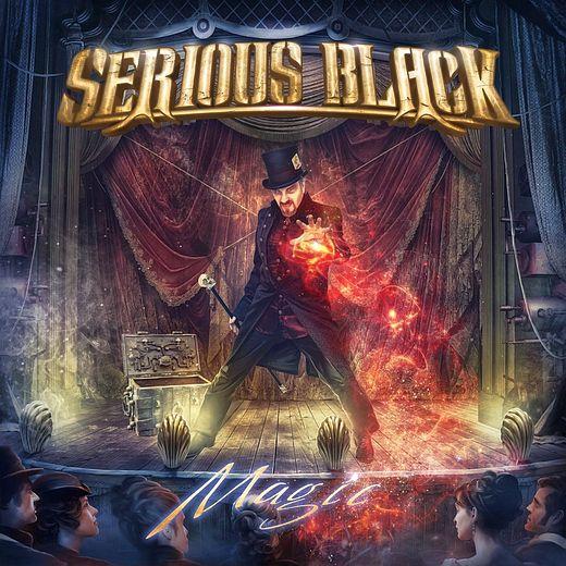 SERIOUS BLACK - Magic (2017) full