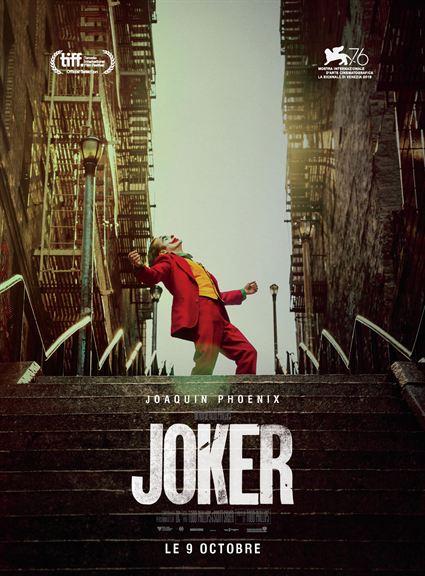 Film Joker L'Agenda Mensuel - Octobre 2019
