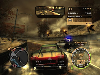 Need For Speed Most Wanted Black Edition-3