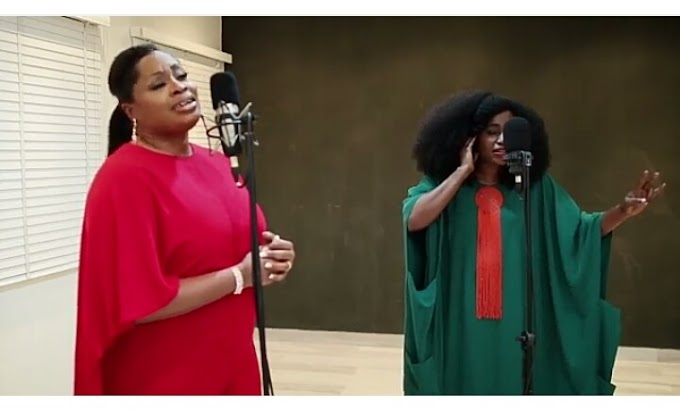 DOWNLOAD MUSIC + VIDEO : TY Bello- Be Quiet Ft. Sinach, George & Spirit of David)