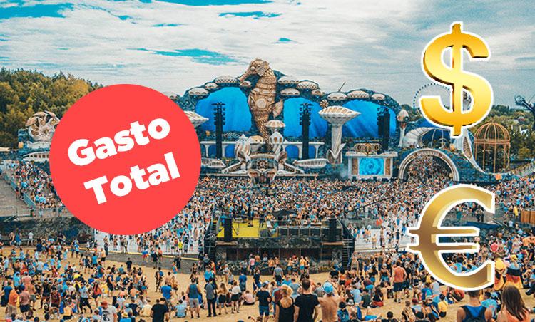 ¿Cuánto cuesta en total viajar a Tomorrowland Bélgica? Cuánto cuesta ir a Tomorrowland desde España, México, Argentina y más