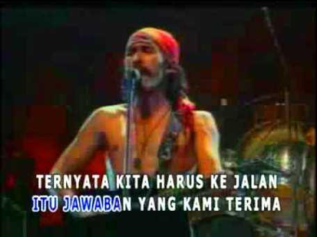 Lagu Iwan Fals merakyat, BONGKAR