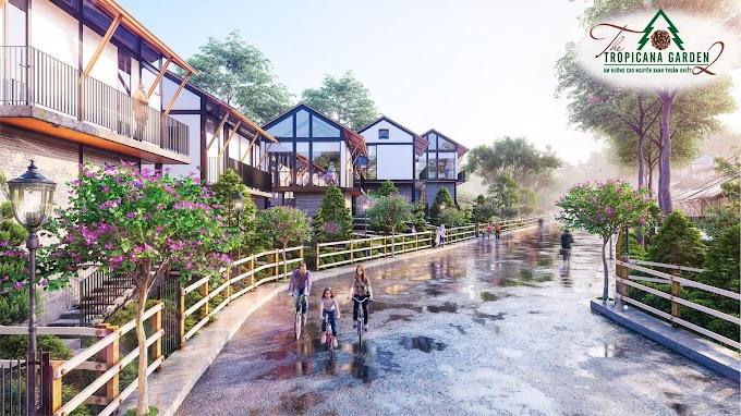 Siêu phẩm nghỉ dưỡng mới tại Bảo Lâm - Lâm Đồng