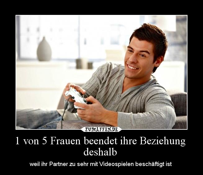 Freund Zockt Zu Oft Videospiele Wenn Das Zocken Die Beziehung
