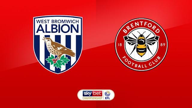 بث مباشر مباراة وست بروميتش وبرينتفورد اليوم 26-06-2020 دوري البطولة الإنجليزية