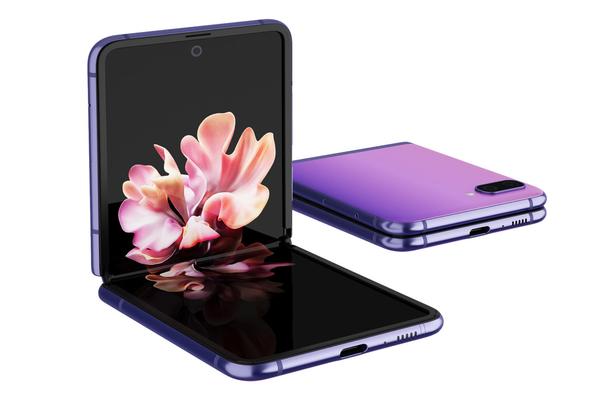 تسريب فيديو لهاتف Galaxy Z Flip بتقنية 5G