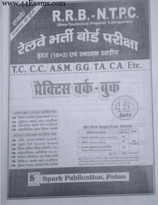 Spark-RRB-NTPC-7-Practice-Set-For-Railway-Exam-Hindi-PDF-Book