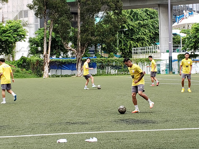 The Hong Kong 2019-2020 season is set for completion as training resumes across different venues in Hong Kong.