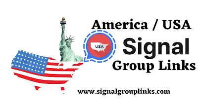 USA Signal Group Link