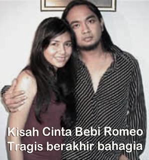 gambar Kisah Cinta Bebi Romeo Tragis berakhir bahagia