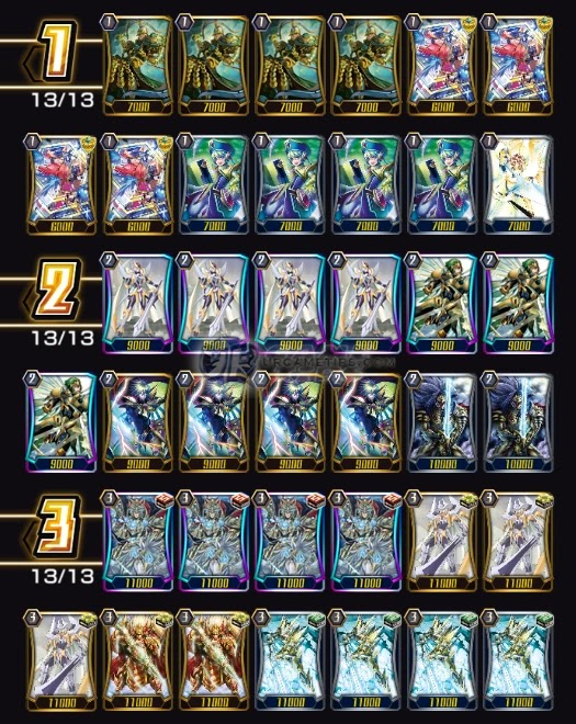 Vanguard ZERO: Gold Paladin Liberator Deck Build and Guide