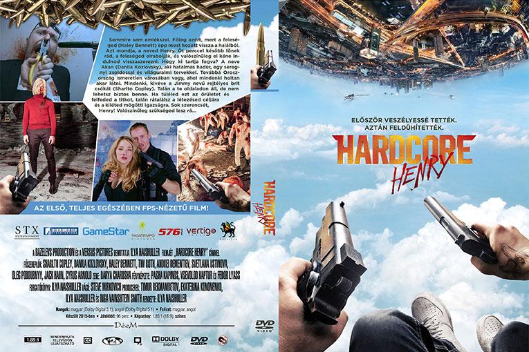 Hardcore Henry (2015) 720p BrRip x264