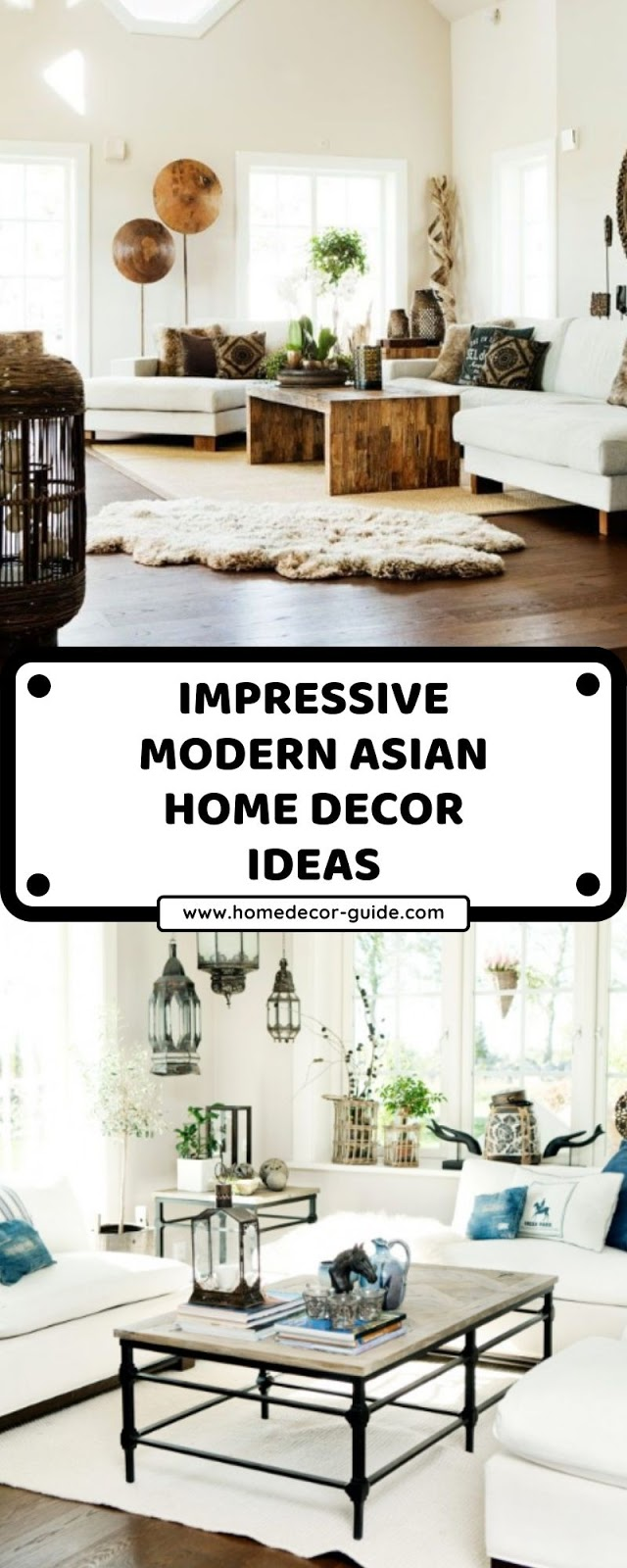 IMPRESSIVE MODERN ASIAN HOME DECOR IDEAS