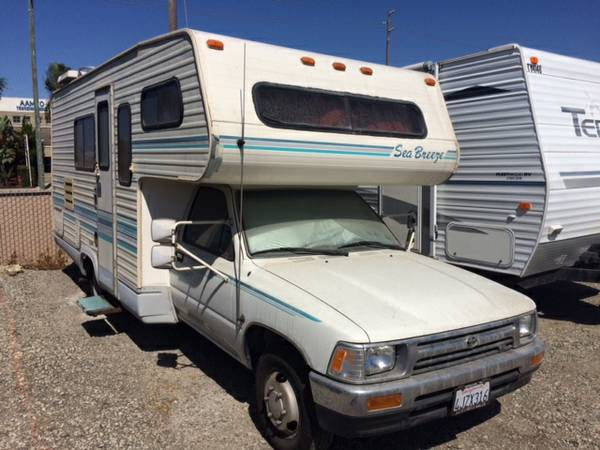 Used RVs 1993 Toyota Sea Breeze RV For Sale by Owner