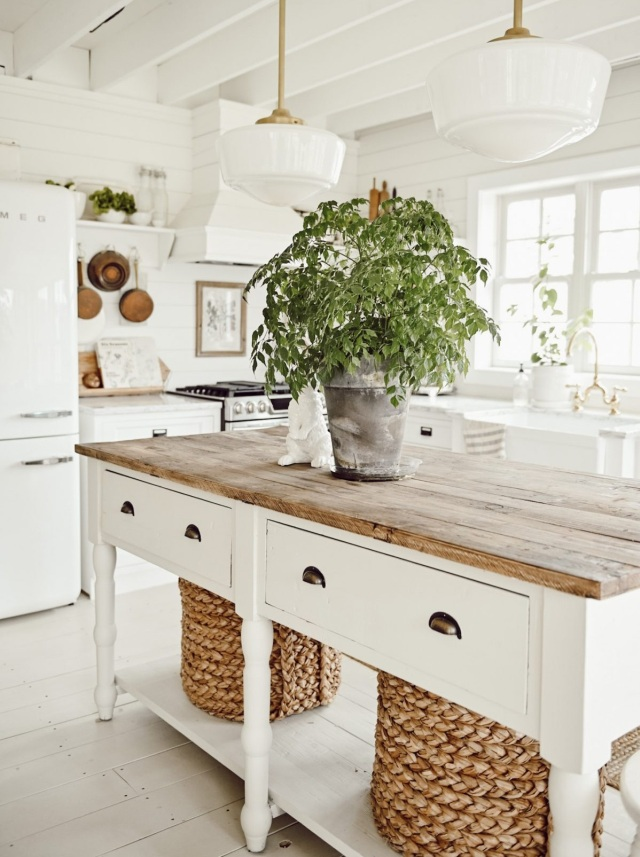 Pitturare le pareti di una cucina. 10 Idee Per Dipingere Mobili E Rinnovare La Tua Casa