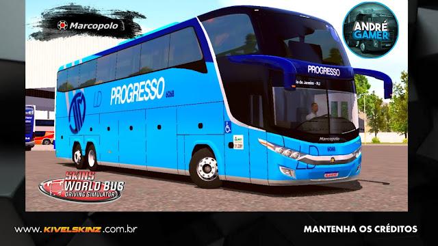 PARADISO G7 1600 LD - VIAÇÃO PROGRESSO