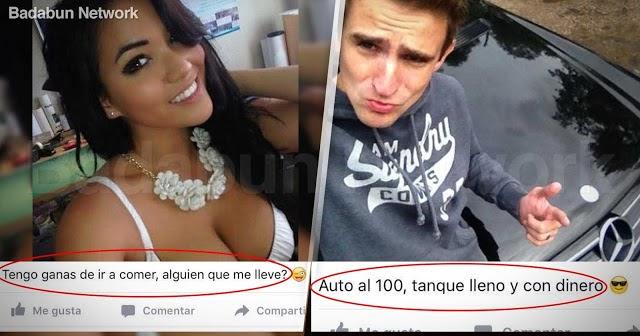 publicar facebook lastima nunca vergüenza pena chica hombre