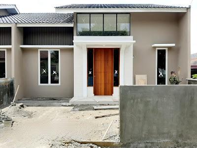 Jual rumah desain mewah berkualitas, ready dan siap huni di Eka Sari Medan Johor - Cluster Eka Sari