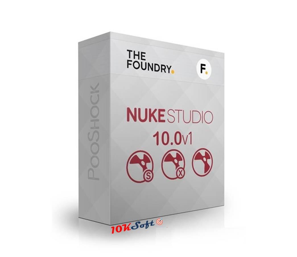 The Foundry NUKE Studio 10 Free Download