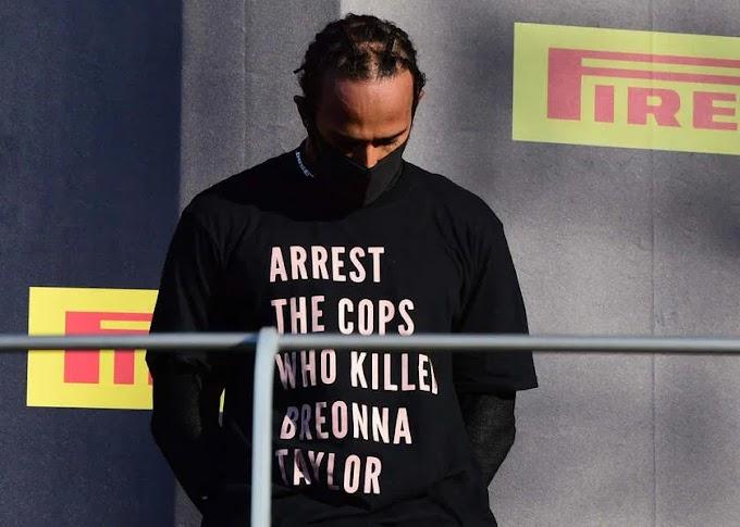 Lewis Hamilton: Black Lives Matter, Love is love és a migráció jó dolog